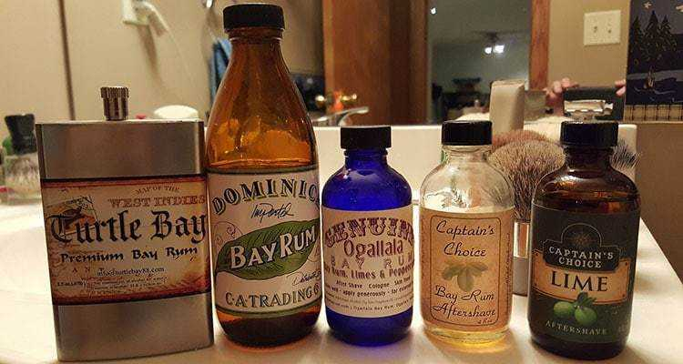 10 Best Bay Rum Aftershaves: Excellent Scent & Long Lasting