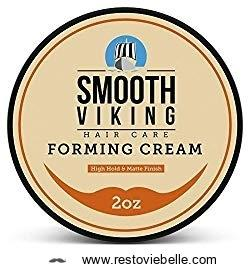 Forming Cream For Men - High Hold Matte Finish