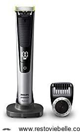 Philips Norelco Qp6520/70 One Blade balls shaver review