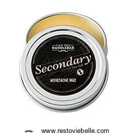 Secondary Strong Hold Moustache Wax - Best Holding Mustache Wax 1