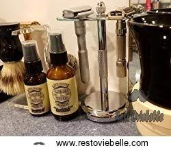 Lather Wood Pre Shave Oil 1