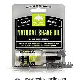 Pacific Shaving Company Natural Shave Oil