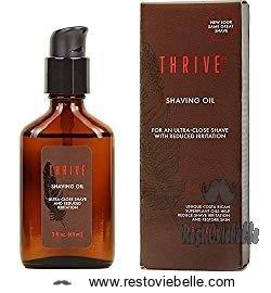Thrive Natural Shaving Pre-shave Oil