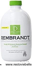 Rembrandt Deeply White Whitening