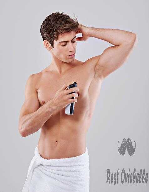 the final grooming touch - deodorant for sensitive skin s and pictures What Best Time To Apply Deodorant?
