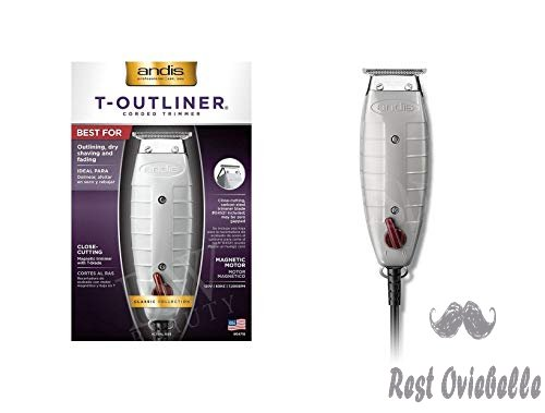 Andis Professional T-Outliner Beard/Hair Trimmer