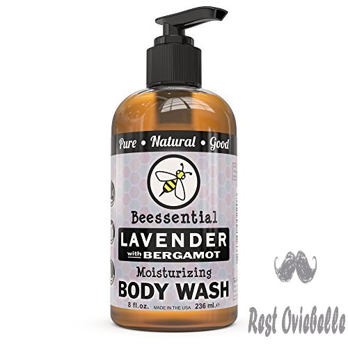 Beessential Body Wash, Grapefruit And
