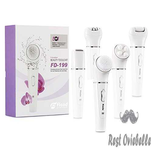Facial Advanced Cleansing System 5-in-1