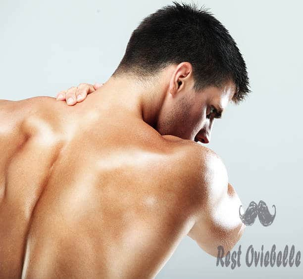 muscular male back. - smooth back s and pictures Why Buy Men's Back Shaver?