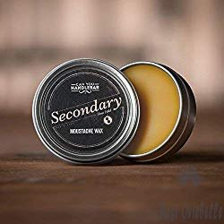 Secondary Strong Hold Moustache Wax - Best Holding Mustache Wax
