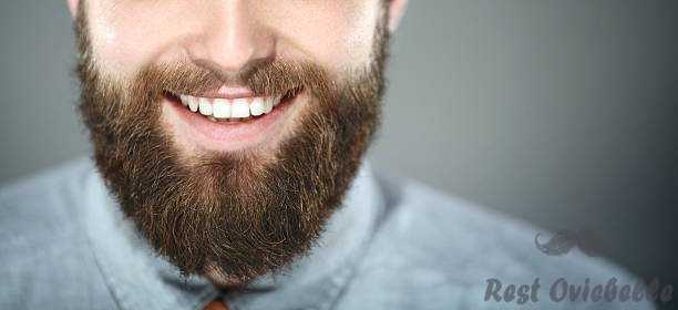 smiling bearded man. - beard s and pictures Before Buying: Tips About Beard Balms You Need To Know