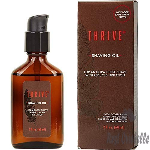 Thrive Natural Shave Oil for