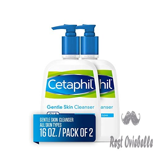 Face Wash by Cetaphil, Hydrating