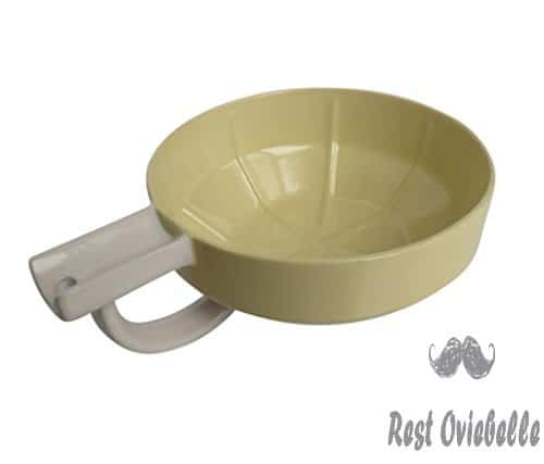 Fine Lather Bowl with StaticHole Technology