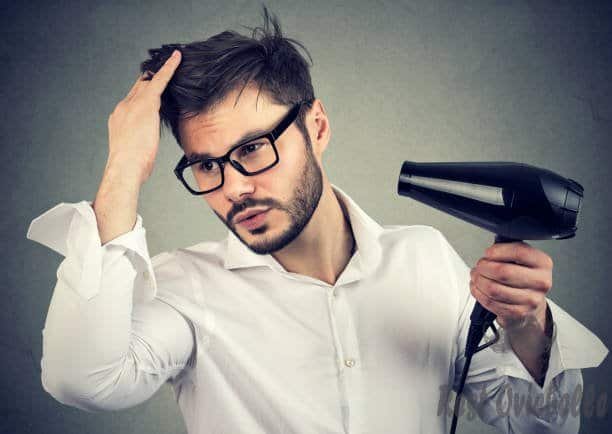 handsome man stylish hair - hair dryers for men s and pictures Tips To Dry Your Hair For Men