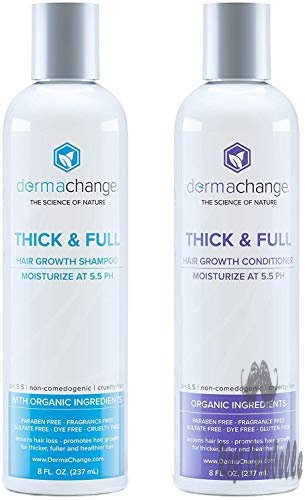 Hair Growth Shampoo and Conditioner