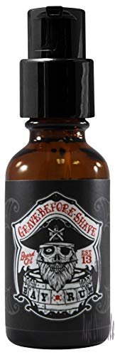 Grave Before Shave Beard Oil (Bay Rum Scent)
