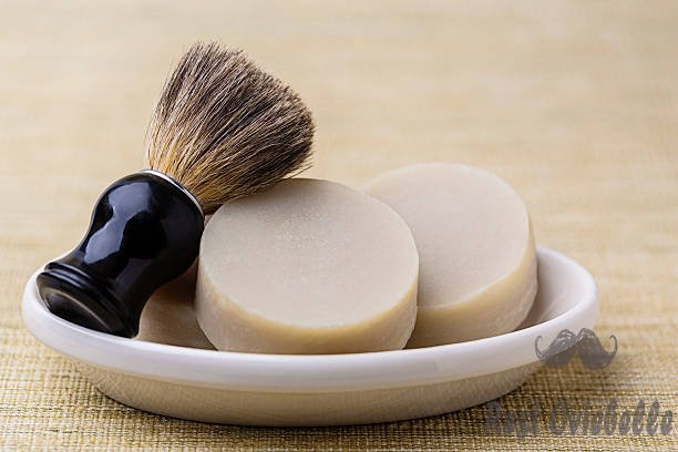 handmade shaving soap with brush shaving soap s and pictures How To Use and apply shaving soap