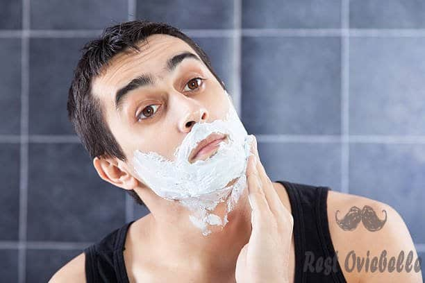shaving - apply shave cream s and pictures Things To Consider When Buy Shave Cream