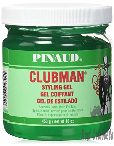 Clubman Styling Gel By Ed Pinaud For Men