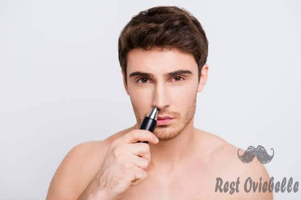 how to get rid of nose hair