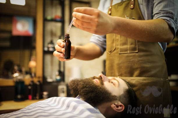 Condition It With Beard Oil