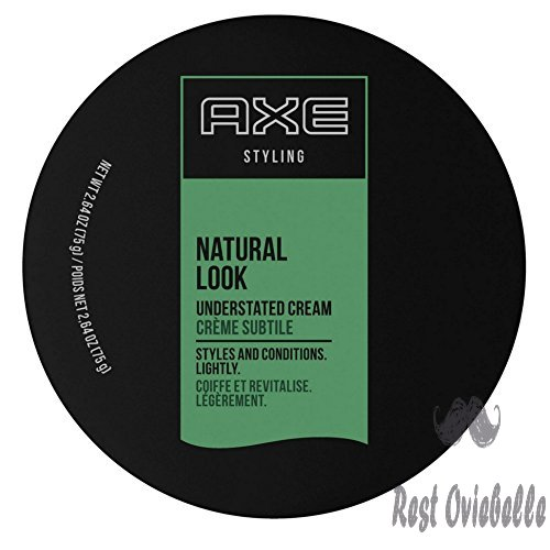 Axe Styling Cream, Natural, Understated