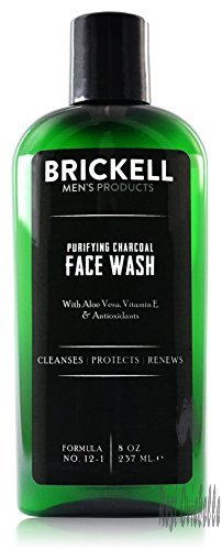 Brickell Men's Purifying Charcoal Face