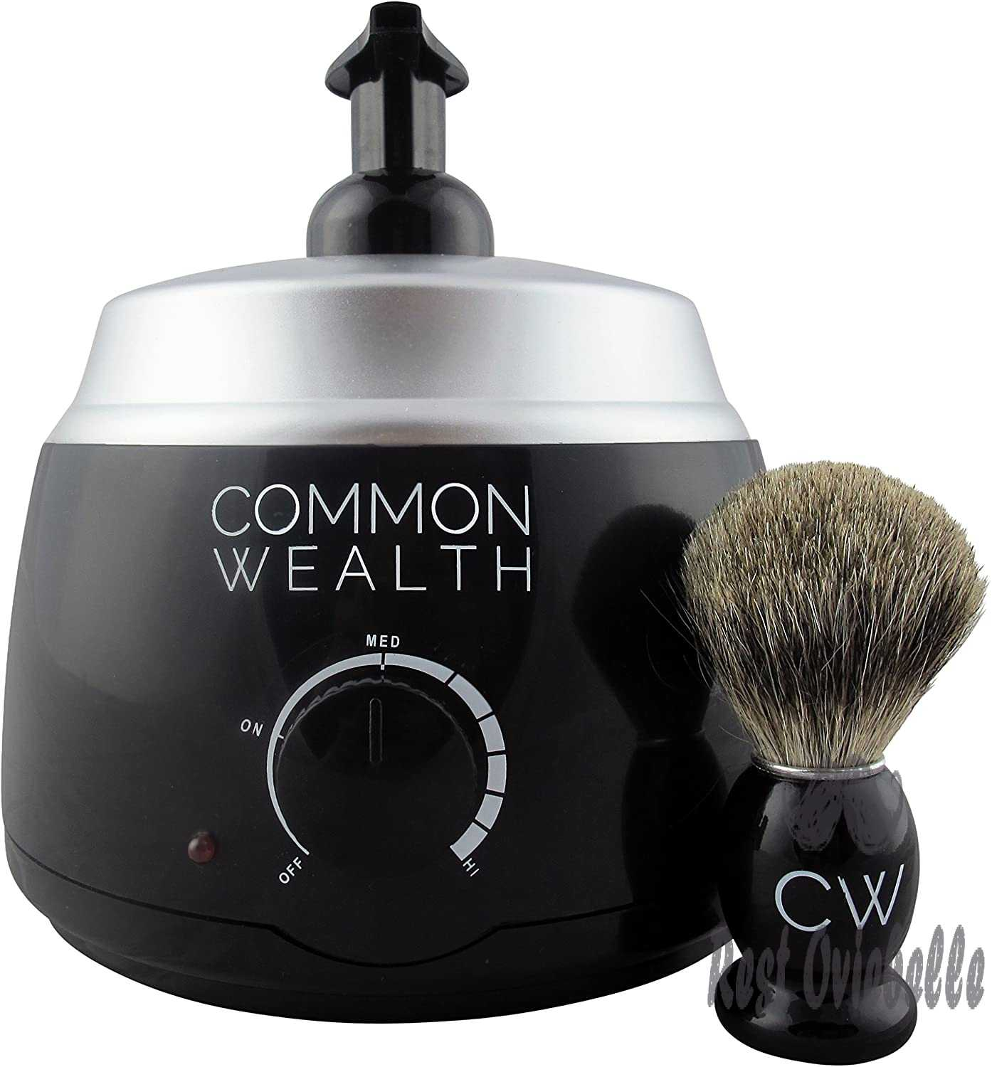 Common Wealth Professional Deluxe Hot Lather Machine