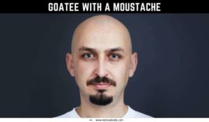Goatee with a Moustache