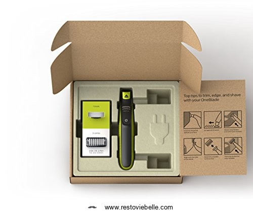 Unboxing the Philips Norelco OneBlade