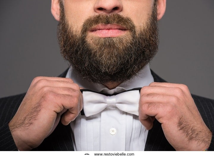 What is a Ducktail Beard
