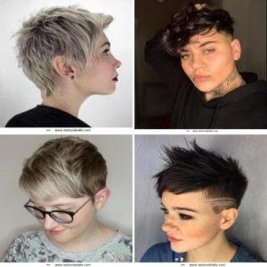 best androgynous haircuts