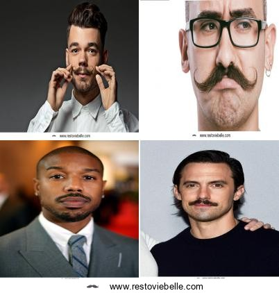 how to grow a mustache fast