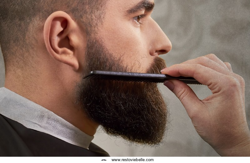 How to Using a Beard Comb and Brush?