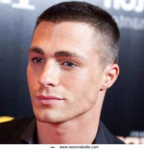 Mens Short Hairstyles For Thick Hair Buzz Cut