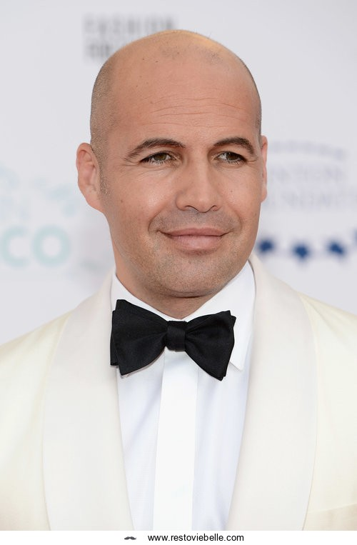 how to make bald look good