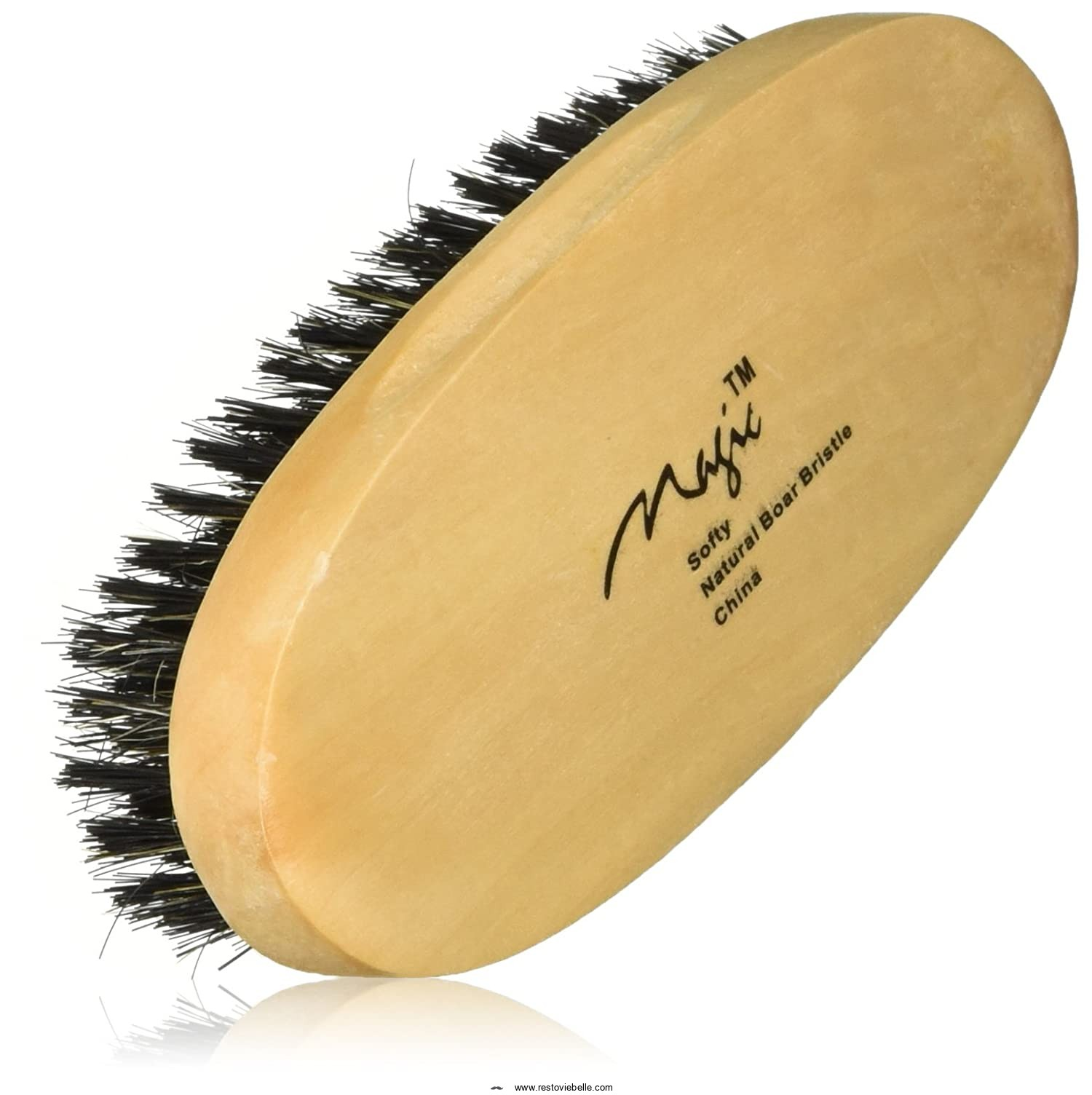 Magic Collection Reinforced Soft Palm Cheap Wave Brush