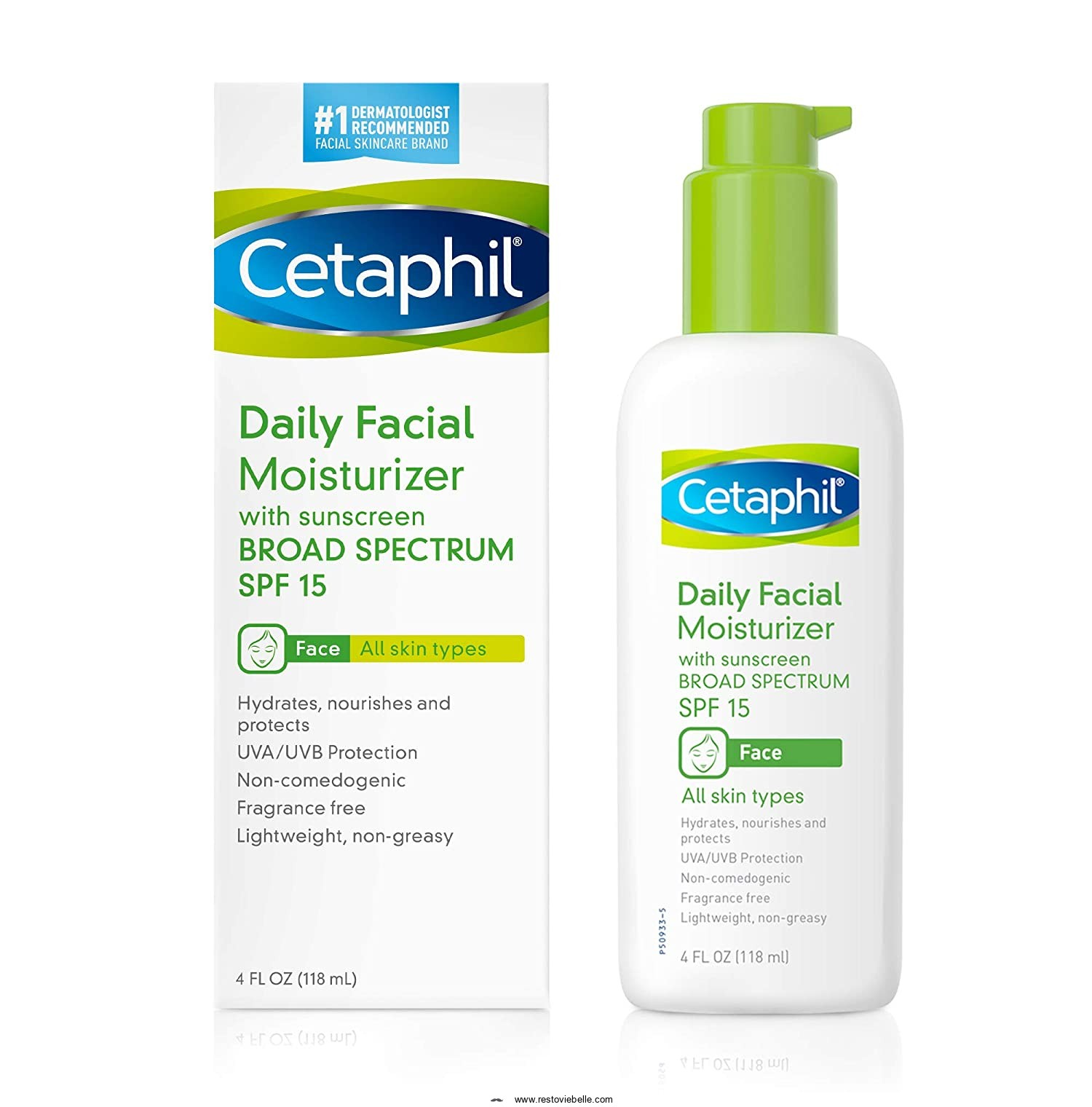 Cetaphil Daily Facial Moisturizer with